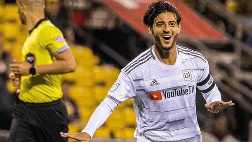 Carlos Vela - LAFC - May 11, 2019