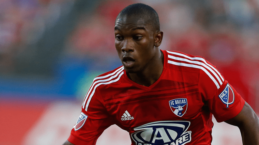 Fabian Castillo - 2015 - FC Dallas