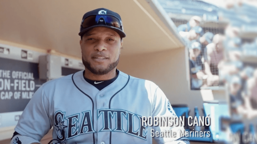 Robinson Cano - Thanks Clint - THUMB ONLY