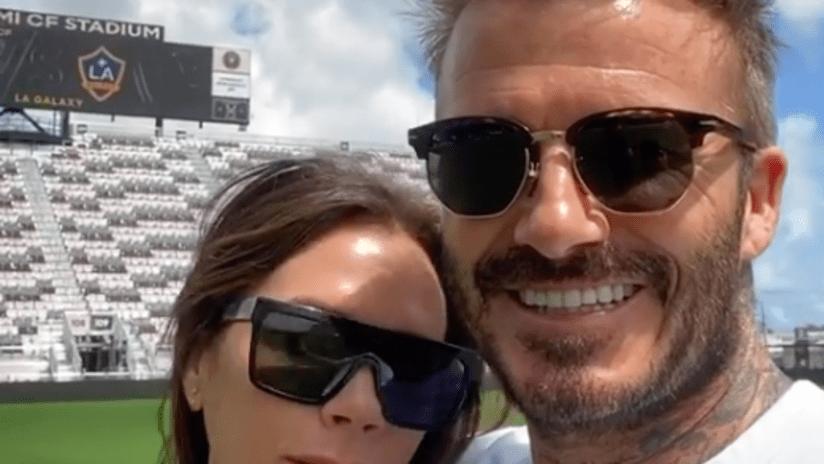 THUMB ONLY - Beckhams at Inter Miami CF stadum
