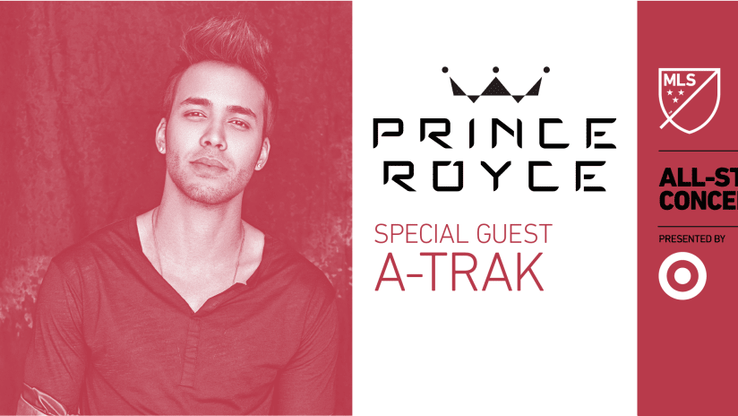 All-Star - 2019 - Prince Royce concert - primary image
