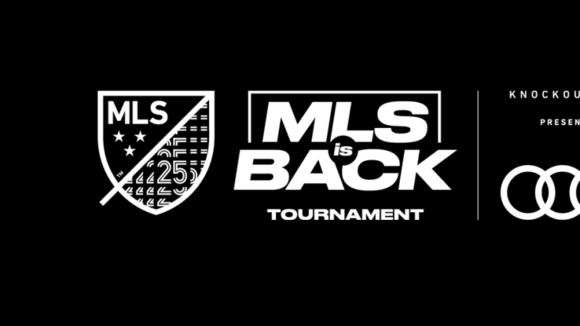 MLS is Back Tournament - Knockout Stage - generic