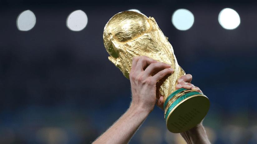 World Cup trophy - generic version B