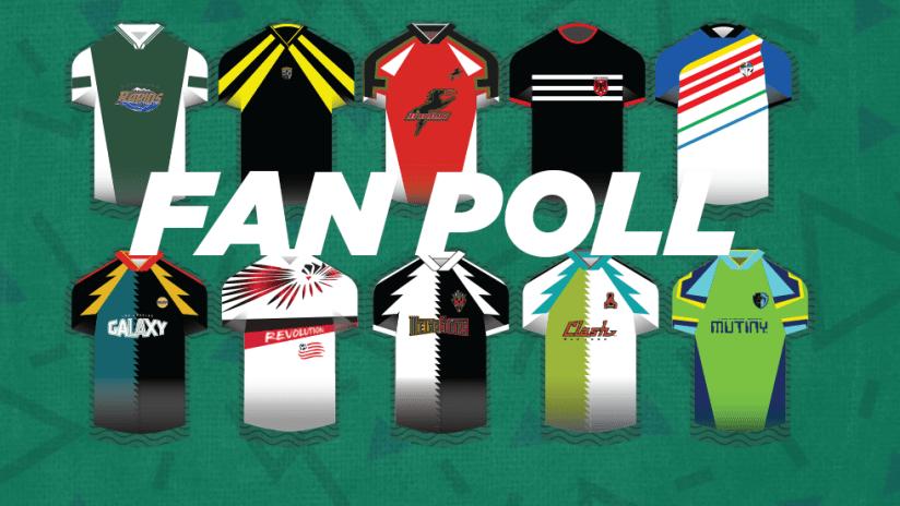 MLS 1996 - jerseys - primary image