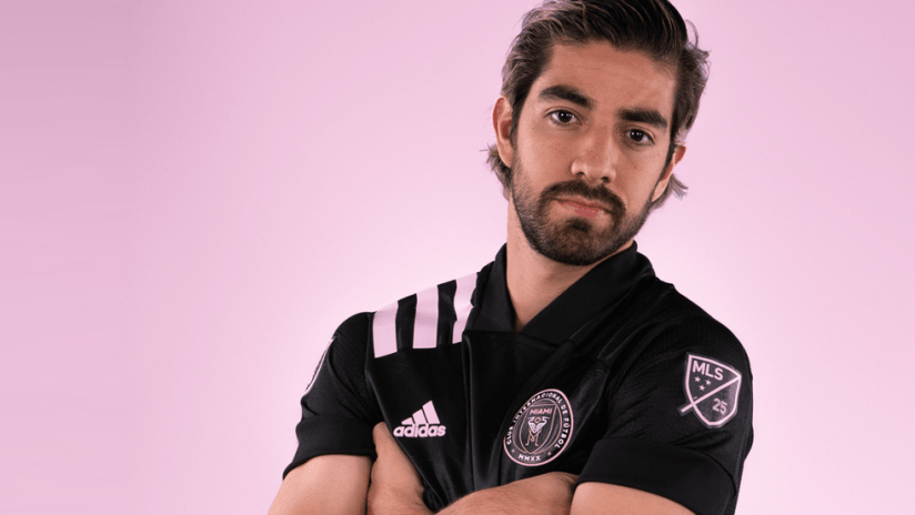 Rodolfo Pizarro - Miami - announcement - from MIA