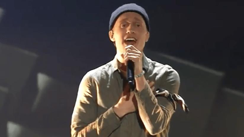 Gudmundur Thorarinsson - NYCFC - singing