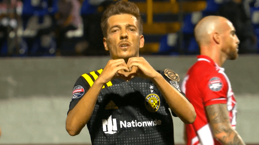 """Ruthless"" Columbus showcase attacking weapons in emphatic CCL win"