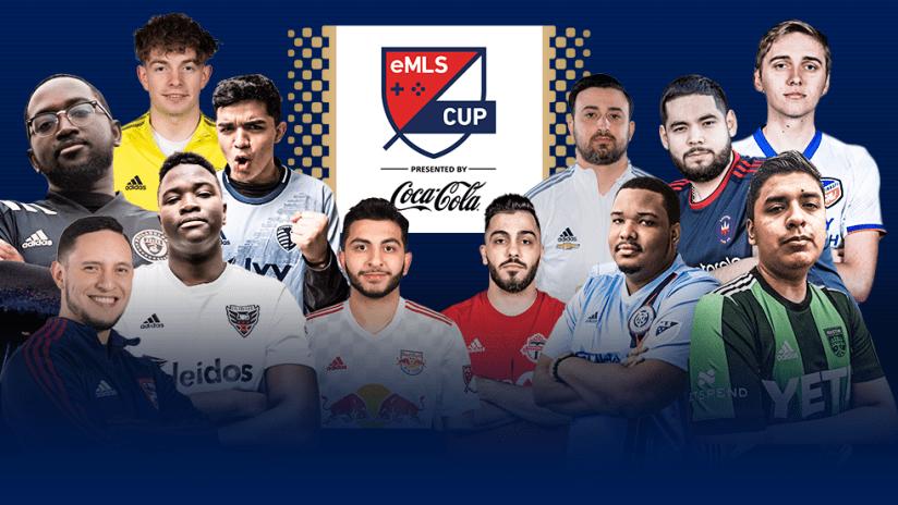 emls - 2021 - eMLS Cup top 11 players
