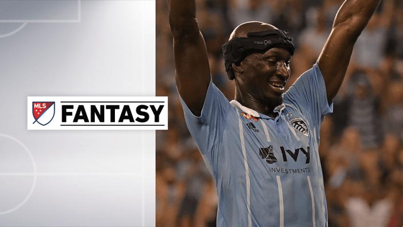 Ike Opara - Sporting Kansas City - Fantasy 2018