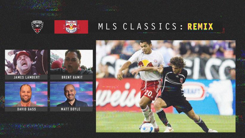 MLS Classics - 2020 - DC vs NY promotion - May 30 stream