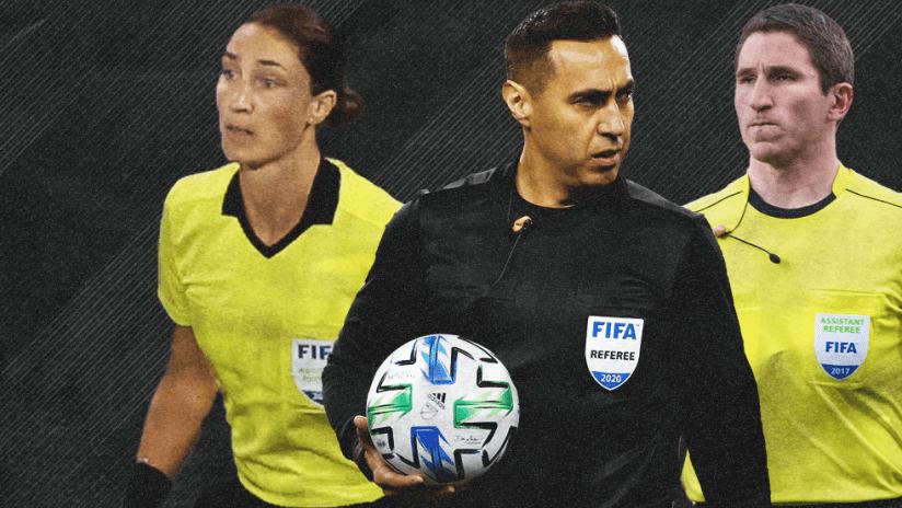 MLS Cup - 2020 - refs