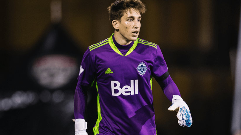 Thomas Hasal - Vancouver Whitecaps - July 2020