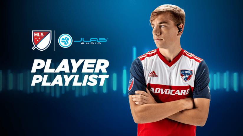 JLab - Player Playlist - Paxton Pomykal