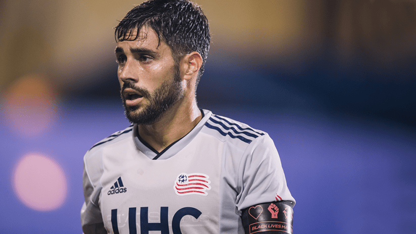 Carles Gil - New England - July 2020 - close up