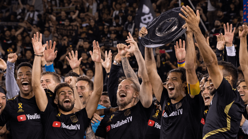 25 Day Countdown - 2020 - Day 23 - LAFC