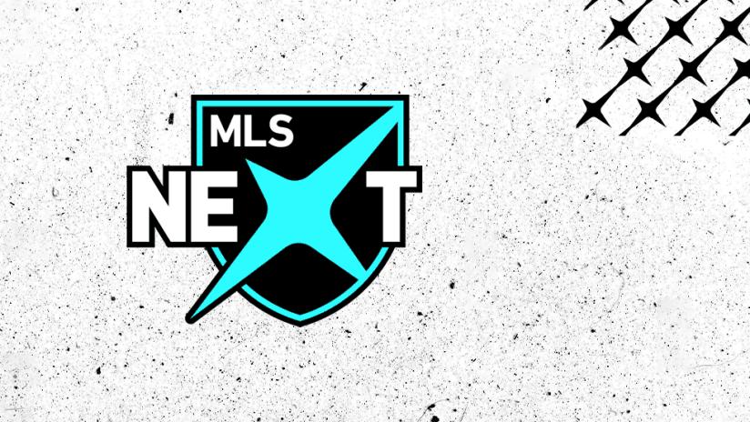 MLS NEXT - 2020 - primary image