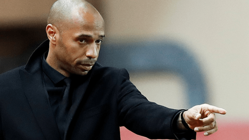 Thierry Henry - December 1, 2018