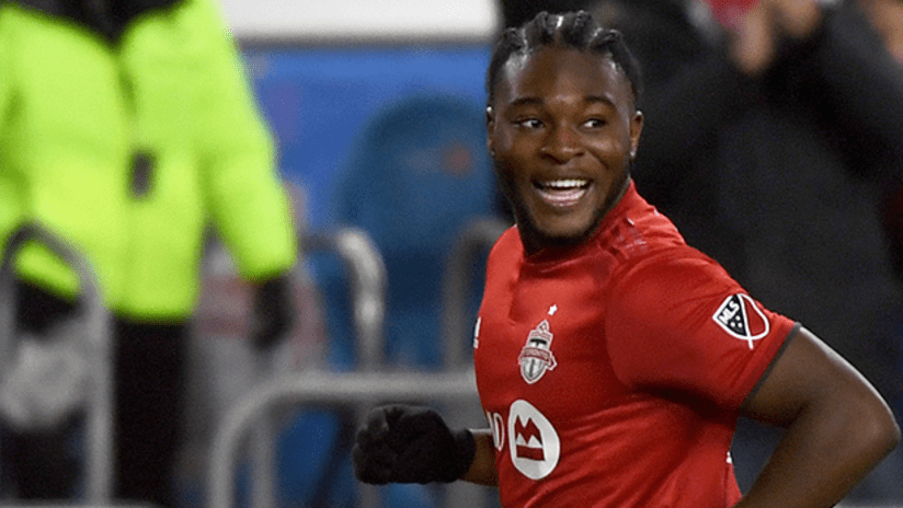 Ayo Akinola - Toronto FC - March 17, 2019
