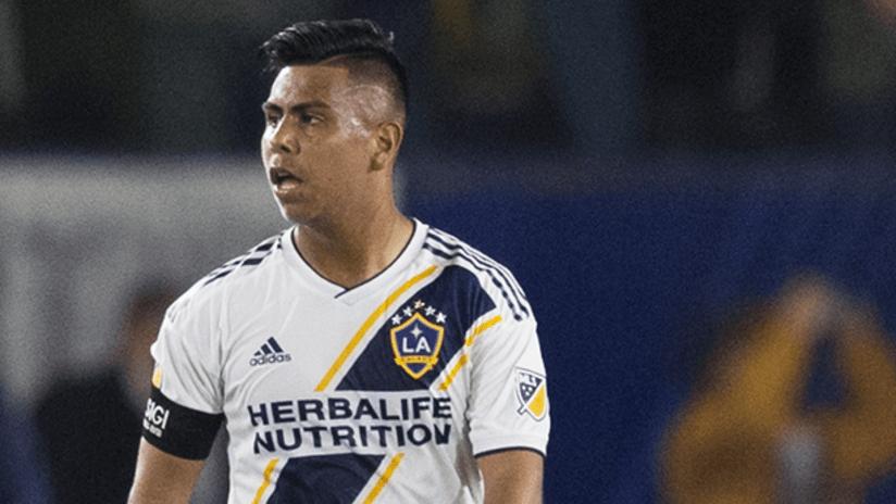 Efrain Alvarez - LA Galaxy - March 2, 2019
