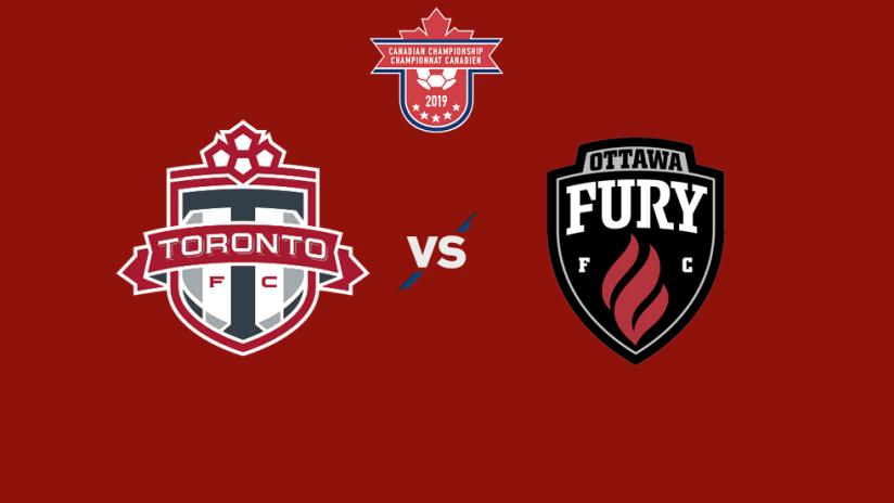 Canadian Championship - 2019 - Toronto vs Ottawa