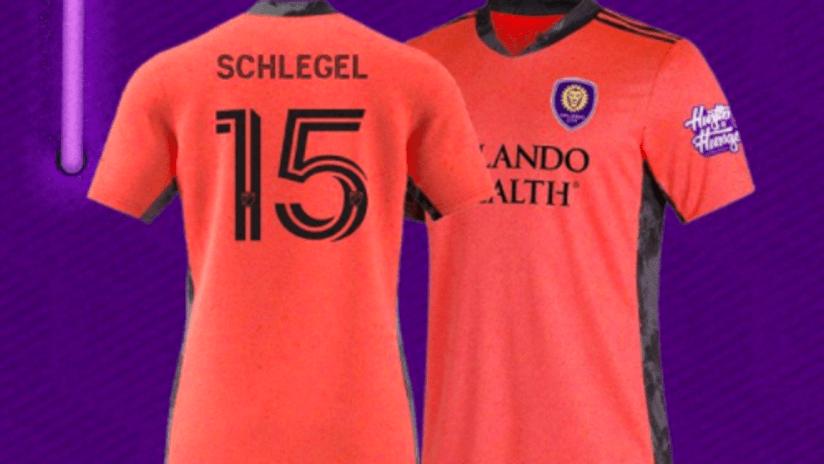 EMBED ONLY - Schlegel goalkeeper jersey screen grab