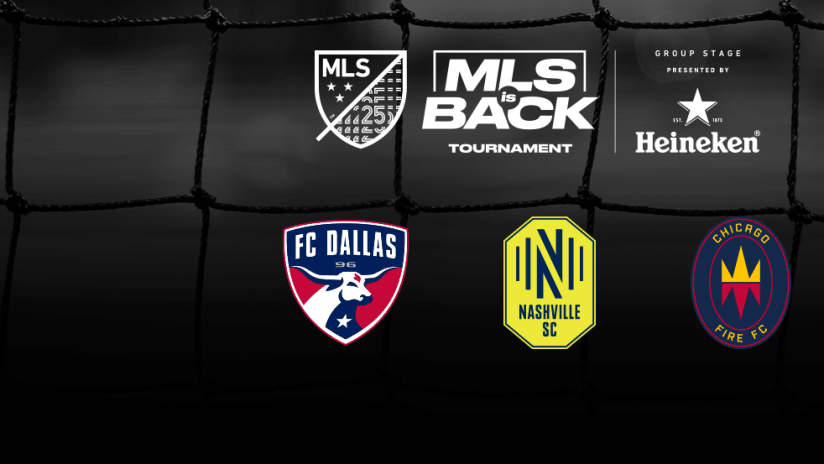 MLS is Back Tournament - 2020 - tourney reboot announcement