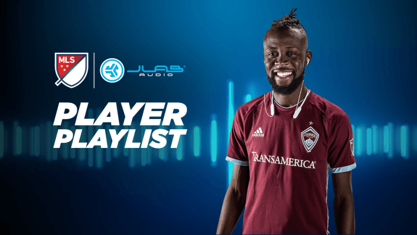 JLab - Player Playlist - Kei Kamara