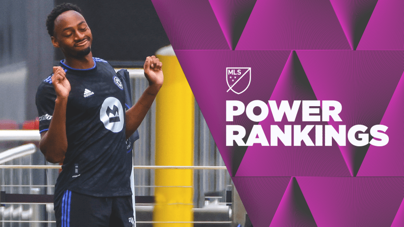 Power Rankings: CF Montréal prove doubters wrong in Week 1