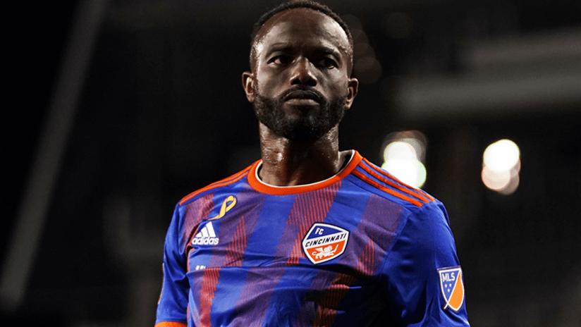 Roland Lamah - FC Cincinnati - September 18, 2019
