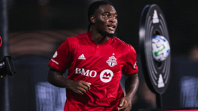 Ayo Akinola - Toronto FC - July 17, 2020