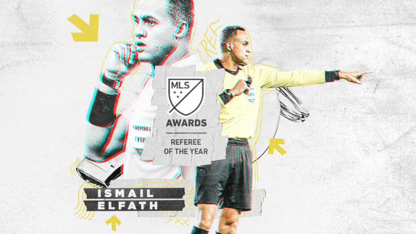 Awards - 2020 - MLS Referee of the Year