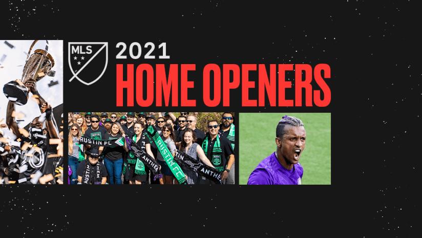 schedule - 2021 - home openers - generic