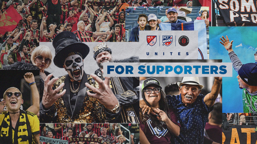 MLS Unites - 2020 - for supporters - primary image