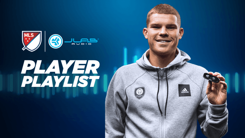 JLab Player Playlist - Chris Mueller - Orlando City
