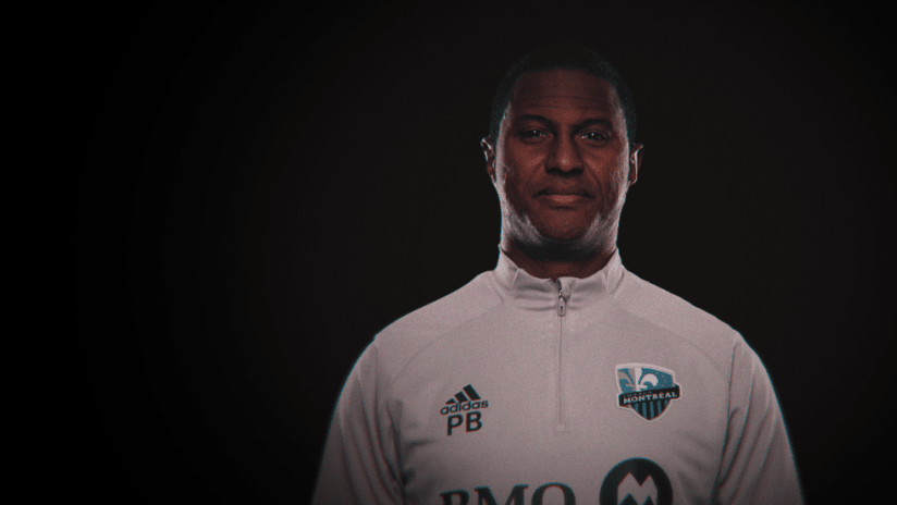 Patrice Bernier - portrait against black background - use only for special posts