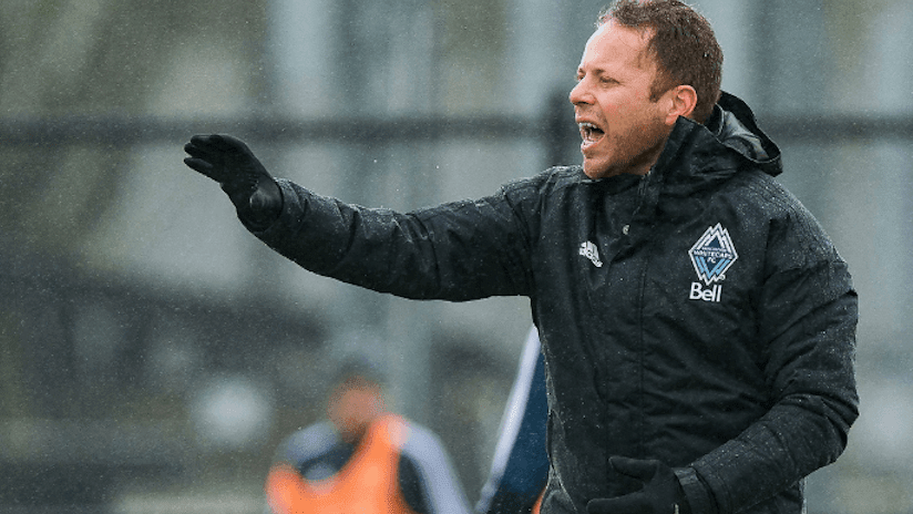 Marc Dos Santos - Vancouver Whitecaps FC - 2019