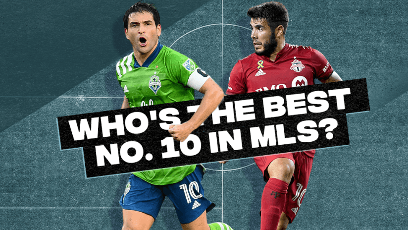 Who is best in MLS - 2020 - primary image TOR SEA players