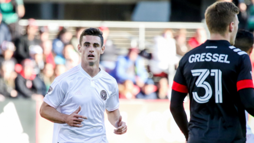 Nashville SC acquires defender Dylan Nealis in trade with Inter Miami