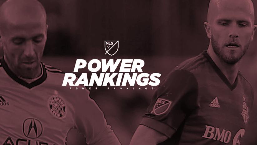 Power Rankings - Higuain & Bradley