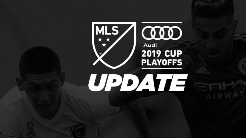 Playoffs - 2019 - update post 0914