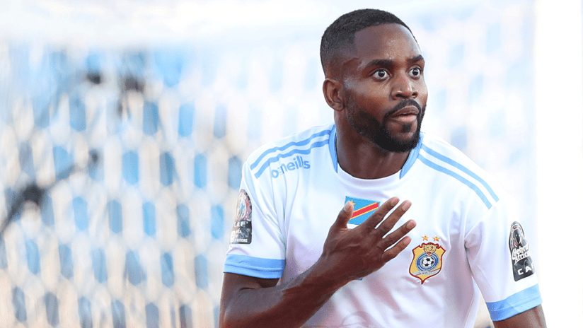 Cedric Bakambu - DR Congo - Africa Cup of Nations 2019