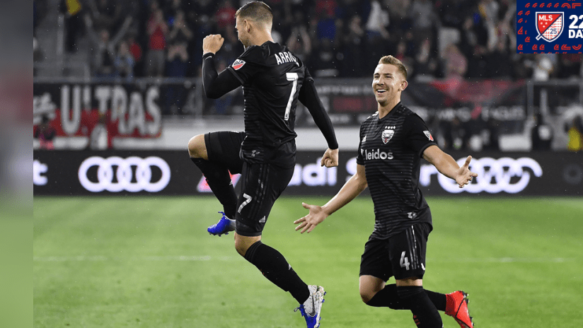 25 Day Countdown - 2020 - Day 22 - DC United
