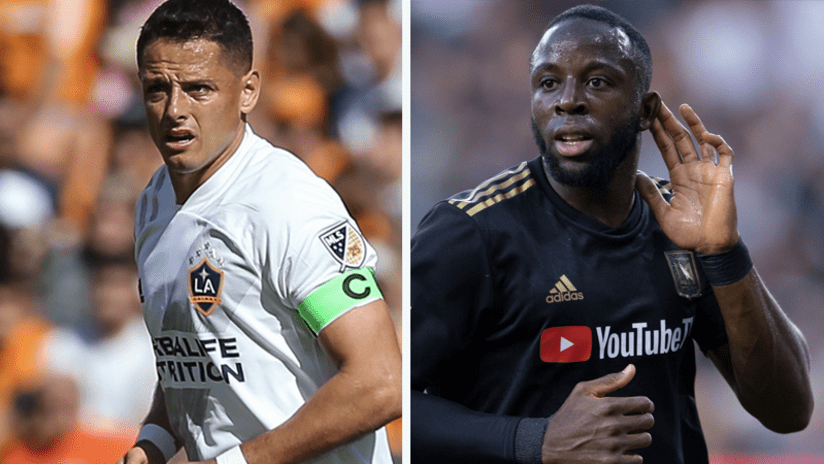 Javier Chicharito vs. Adama Diomande - eMLS - April 19, 2020