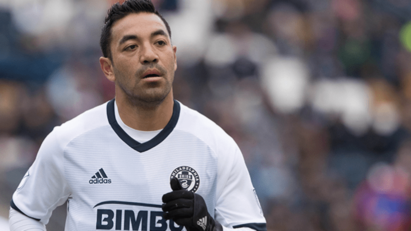 Marco Fabian - Philadelphia Union - March 2, 2019