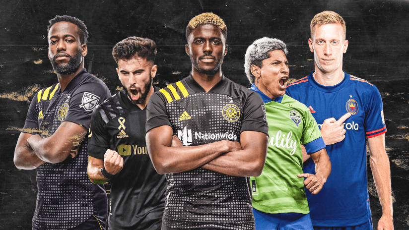 How MLS' top scorers get their goals and what it means for 2021