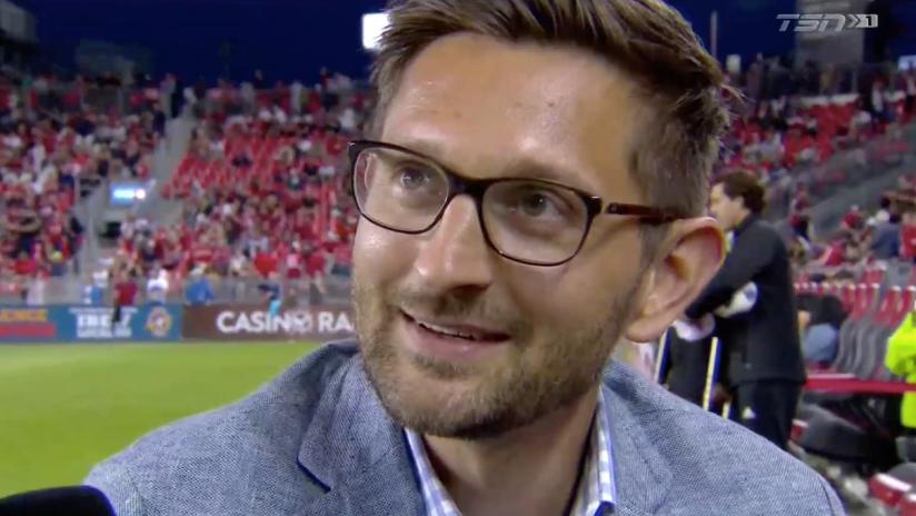 Tim Bezbatchenko - General Manager - Toronto FC
