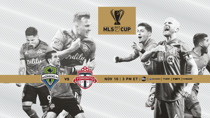 MLS Cup - 2019 - Seattle vs Toronto