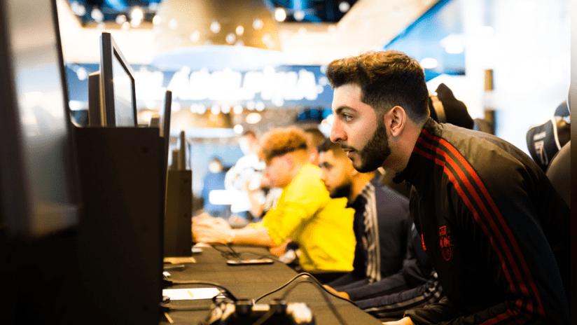 eMLS - 2020 - series one - RBNY gamer