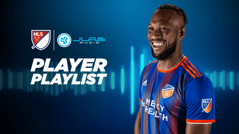 JLab - Player Playlist - Kendall Waston