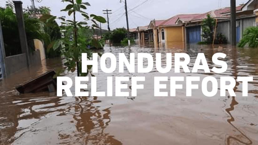Honduras - 2020 - hurricane eta flooding - primary